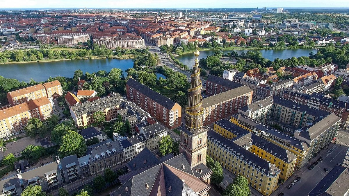 The Greenest City in the World.